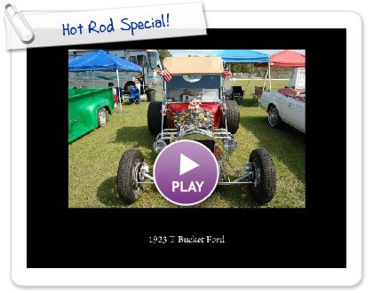 Click to play Hot Rod Special!