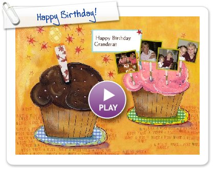 Click to play Happy Birthday!