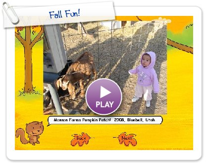 Click to play Fall Fun!
