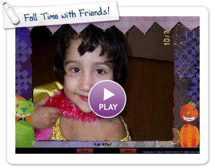Click to play Fall Time with Friends!