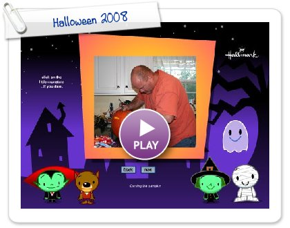 Click to play Halloween 2008