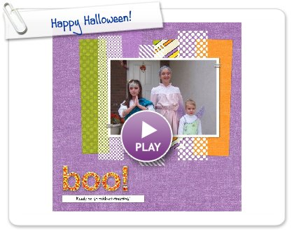 Click to play Happy Halloween!