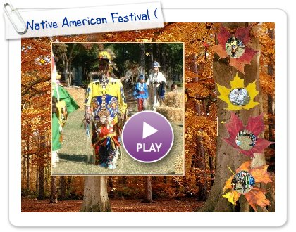 Click to play Native American Festival