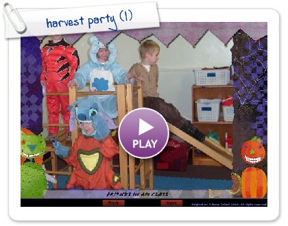Click to play harvest party