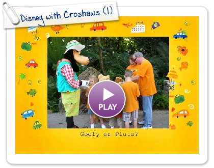 Click to play Disney with Croshaws