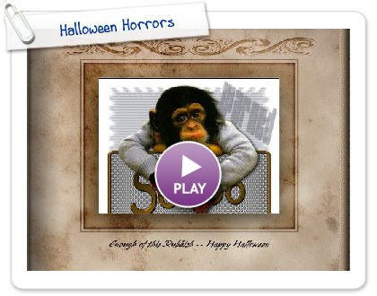 Click to play Halloween Horrors