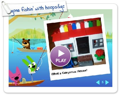 Click to play gone fishin' with hoops&yoyo