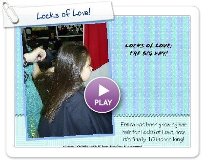 Click to play Locks of Love!