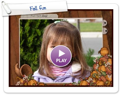 Click to play Fall fun