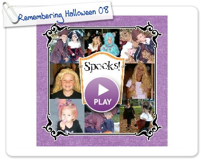 Click to play Remembering Halloween 08