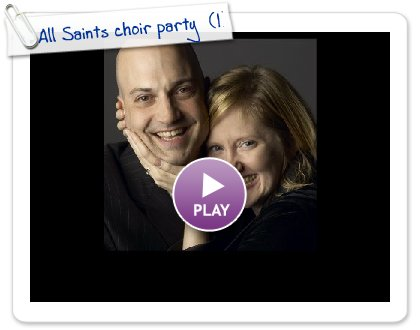 Click to play All Saints choir party