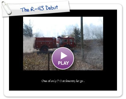 Click to play The R-43 Debut