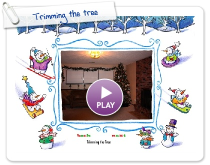 Click to play Trimming the tree