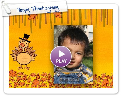 Click to play Happy Thanksgiving