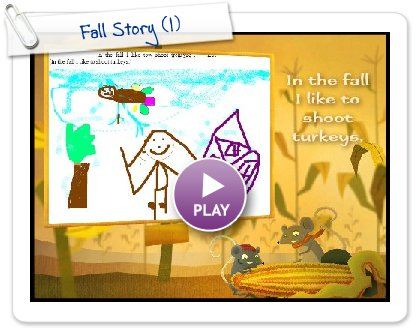 Click to play Fall Story