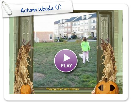 Click to play Autumn Woods