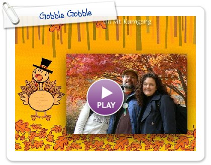 Click to play Gobble Gobble