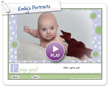Click to play Emily's Portraits