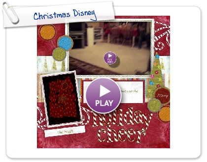 Click to play Christmas Disney