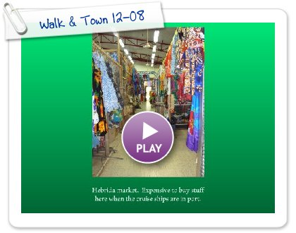 Click to play Walk & Town 12-08