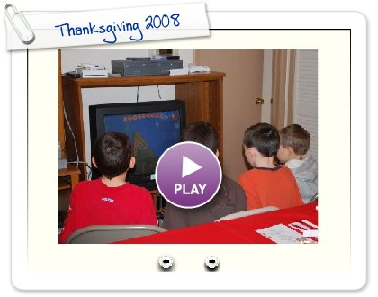 Thanksgiving Slideshow