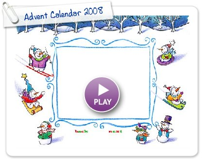 Click to play Advent Calendar 2008