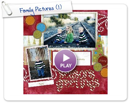 Click to play Family Pictures