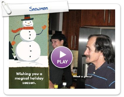 Click to play Snowman