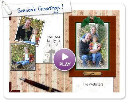 Click to play Season's Greetings !