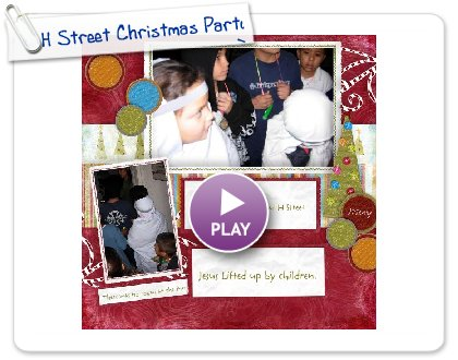 Click to play H Street Christmas Party