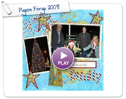 Click to play Pigeon Forge 2008