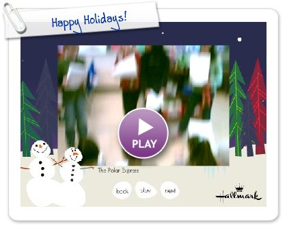 Click to play Happy Holidays!