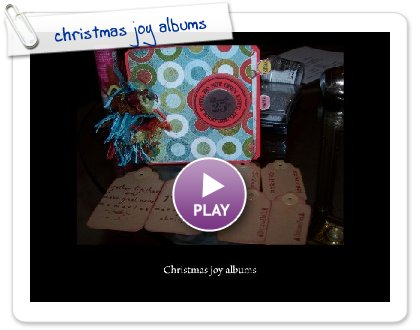 Click to play christmas joy albums