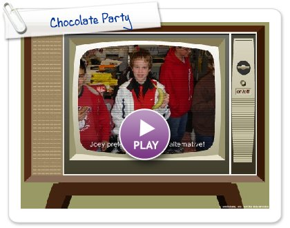 Click to play Chocolate Party