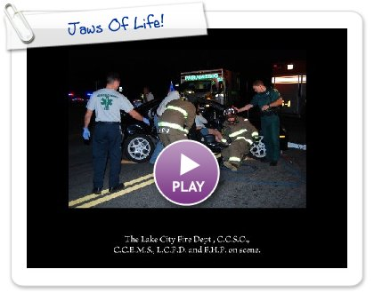 Click to play Jaws Of Life!