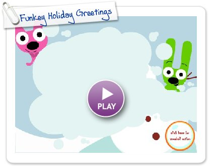 Click to play Funkey Holiday Greetings