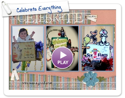 Click to play Celebrate Everything