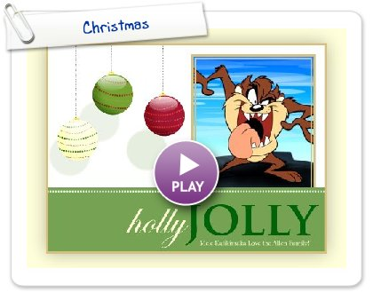 Click to play Christmas