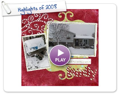 Click to play Highlights of 2008