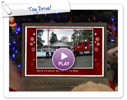 Click to play Toy Drive!