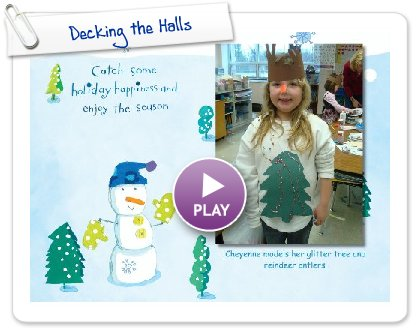 Click to play Decking the Halls