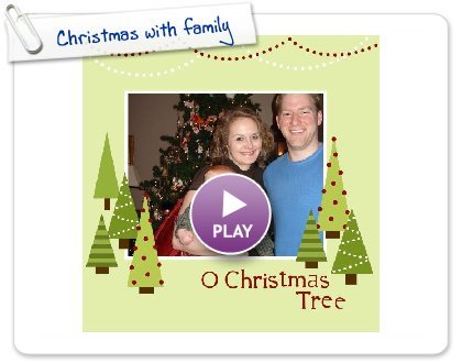 Click to play Christmas with family