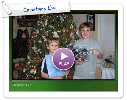 Click to play Christmas Eve