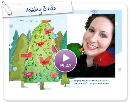 Click to play Holiday Birds