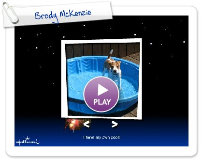 Click to play Brody McKenzie