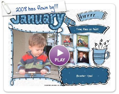Click to play 2008 has flown by!!!