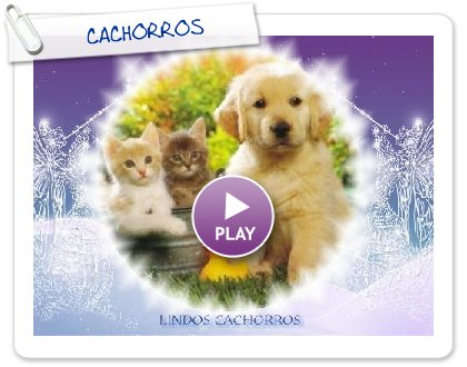 Click to play CACHORROS