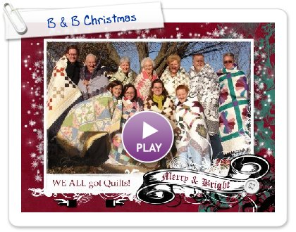 Click to play B & B Christmas