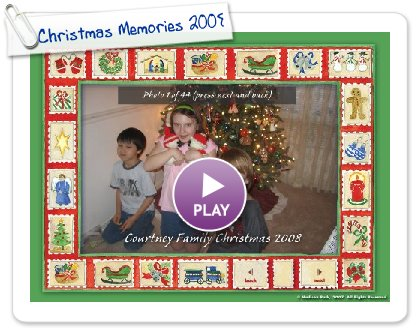Click to play Christmas Memories 2008