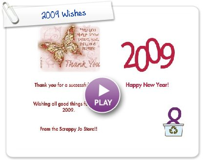 Click to play 2009 Wishes